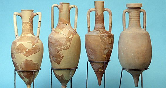 Amphoras and Amphora Stamps