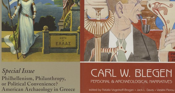 Publications Based on Research at the ASCSA Archives