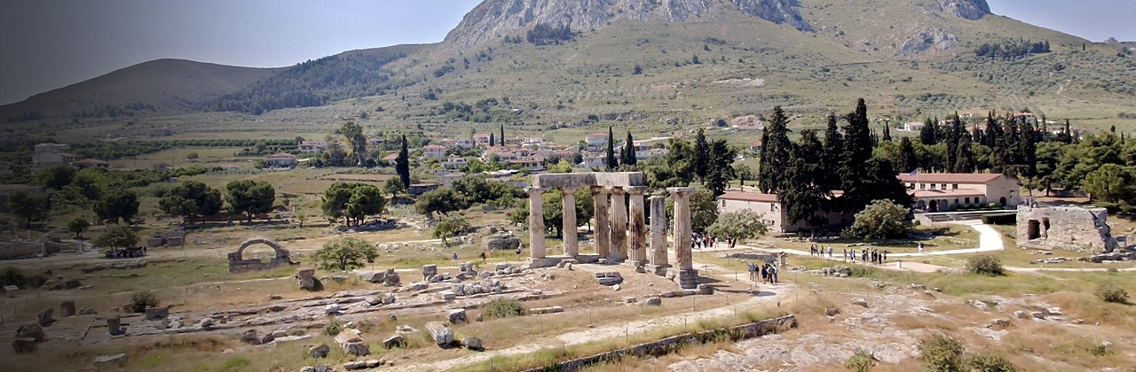 ancient corinth the american school of classical studies at athens
