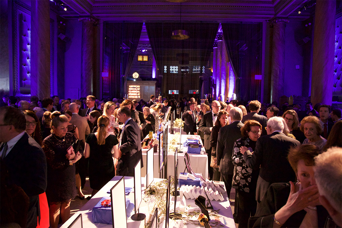 Silent Auction at Gala 2019