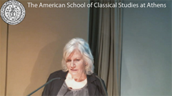 VIDEOCAST - Hetty Goldman at Colophon: A 'Notebook Excavation' in the Archives of the ASCSA