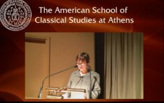 "VIDEOCAST Karen Van Dyck,""The Norton Anthology of Greek Poetry"""
