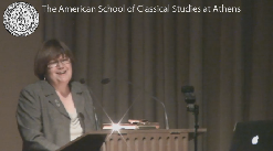 "VIDEOCAST - Margaret M. Miles, ""Poseidon's Net: Sanctuaries and Sea Routes"""