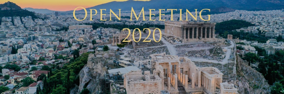 Open Meeting 2020