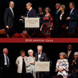 School Celebrates its Mission and Honorees at Annual Gala