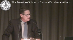 VIDEOCAST - Kevin Daly, A Sacred Law from the Athenian Agora