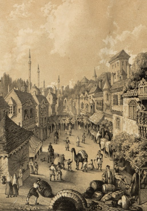 Travel Trails and the plague in the Ottoman Empire