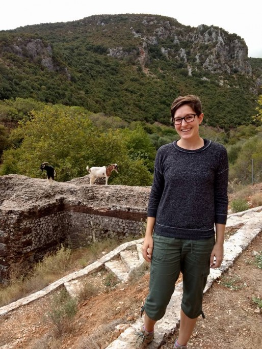 A Snapshot into Roman Dining at the Athenian Agora: An Interview with Sarah Beal