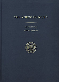 New Publication: Votive Reliefs (Agora XXXVIII)