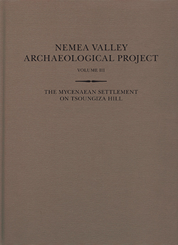New Publication! The Mycenaean Settlement on Tsoungiza Hill (NVAP III)