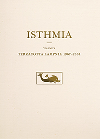 New Publication: Terracotta Lamps II: 1967-2004 (Isthmia X)