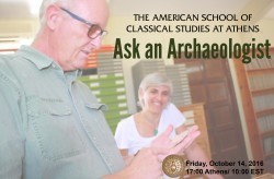 "Watch ""Ask an Archaeologist"""
