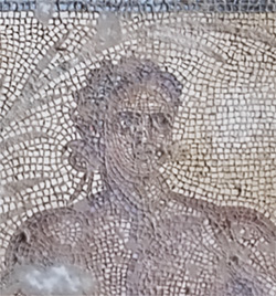 Good Luck for the Eutychia Mosaic