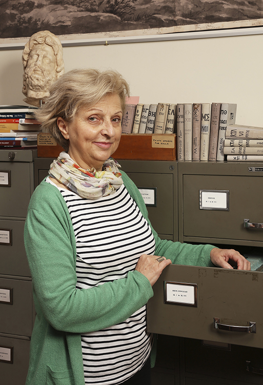 Bringing the Archives to Life: Reflections from Author Sylvie Dumont