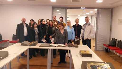 The National and Kapodistrian University of Athens at the Gennadius Library
