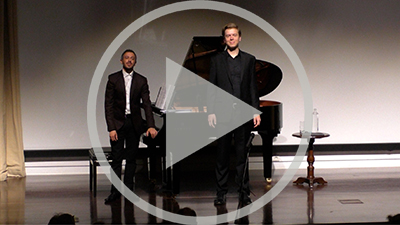 Videocast - Echoes of the Classics - A Voice and Piano Recital by CHIMERA