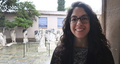 Q&A With New Steinmetz Family Foundation Museum Fellow Eleni Gizas