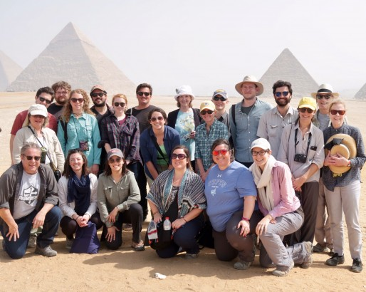 The American School Visits Egypt