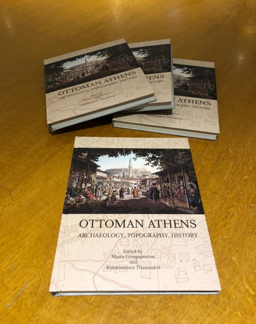 New Book on Ottoman Athens