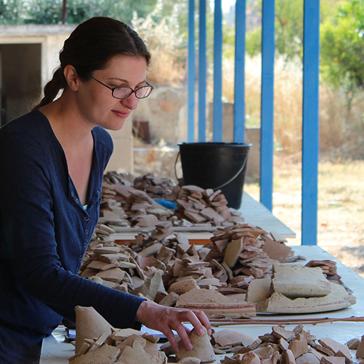 Rethinking Ceramics at Corinth: Reflections from Author Sarah A. James