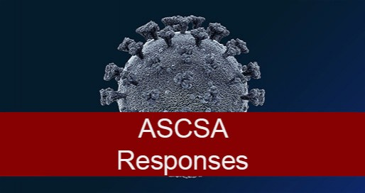 ASCSA Responses to COVID-19