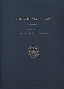 Athenian Agora XXXVII: Amphora Stamps from Thasos Published