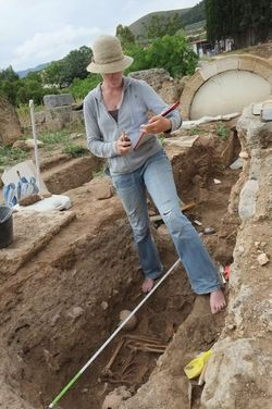 Corinth Excavations 2014: End of Season and Google Glass