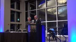 VIDEOCAST - Alumni Aristeia Award January 10 2015