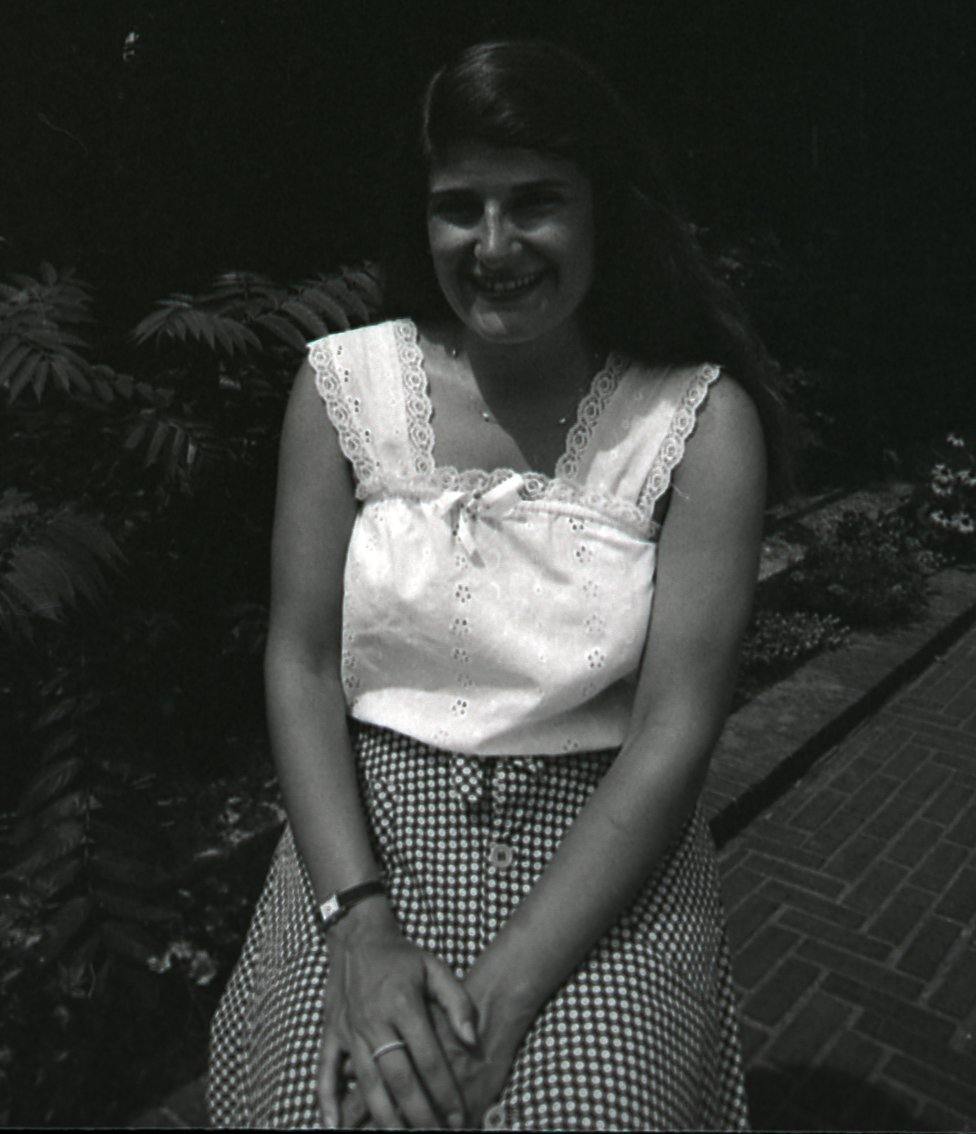 Barbara Tsakirgis as Student at the American Numismatic Society